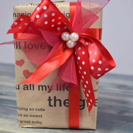 Оформление и упаковка подарков