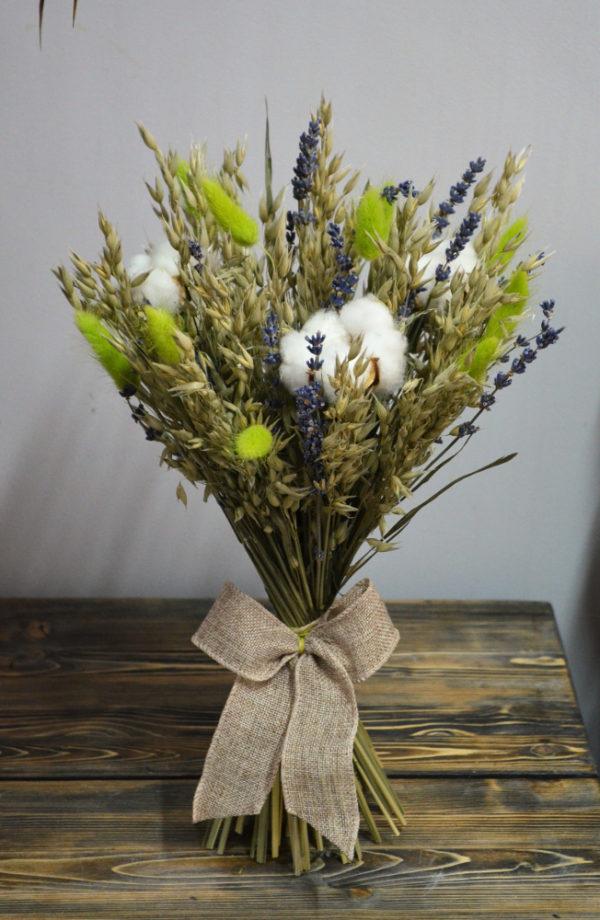 Сухоцветы букет в СПб